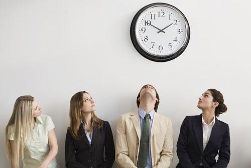 temps gestion et travail
