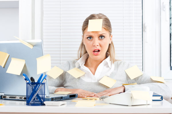 Management of Time-Consuming Processes: Stop Doing List
