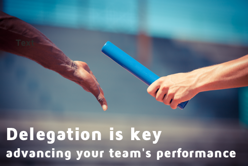 Best Practices in Management of Time-Consuming Processes: Delegation